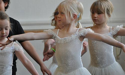 klassiek ballet in Amsterdam